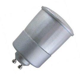 LANDLITE CFL-GU10-13W GU10 230V 8000óra, 2700K, kompakt fénycső (energiatakarékos izzó)