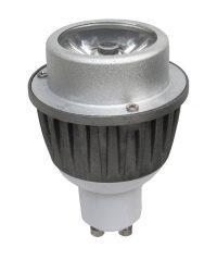 LANDLITE LED-GU10/1  5W 230V melegfehér, LED izzó