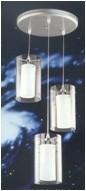 LANDLITE V2062/3UD (PCL-520), modern függesztett lámpa 3xE14 230V