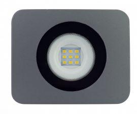 LANDLITE LED-FL-10W/MCL, 3000K meleg fehér,  szürke, 10W LED Reflektor / LED Fényvető