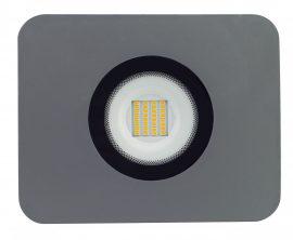 LANDLITE LED-FL-30W/MCL, 3000K meleg fehér,  szürke, 30W LED Reflektor / LED Fényvető