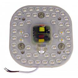 LANDLITE LED-MZ001-145B-18W, 3000K meleg fehér, Átalakító LED modul lámpa fali és mennyezeti lámpatestekhez