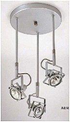 LANDLITE AURON-3CJ8 modern mennyezeti lámpa 3xGU10 50W 230V