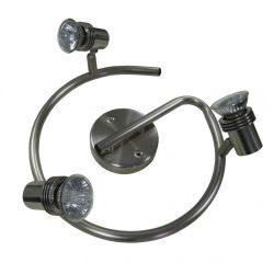 LANDLITE ODELIA-CLG-430D spotlámpa 3xGU10 50W 230V