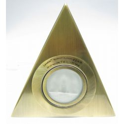 LANDLITE G4, max. 3x20W, fix kivitel, antik bronz pultvilágító, halogén fényforrással (KIT-15-3)