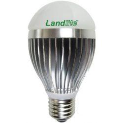 LANDLITE LED, E27, 11W, A60, 320lm, 2800K, körte formájú fényforrás (LDM-A60-11W)
