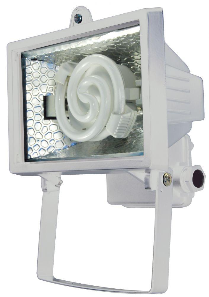 landlite fl f78 8w 1x8w 78mm r7s reflektor energiesparlampe enthalten weiss willkommen in. Black Bedroom Furniture Sets. Home Design Ideas