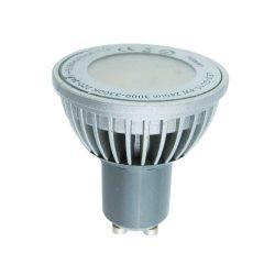 LANDLITE LED-GU10/40 4W 230V SMD, melegfehér, LED izzó új széria