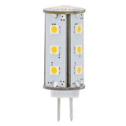 LANDLITE LED, G4, 2W, 150lm, 2800K fényforrás (LED-JC-2W)
