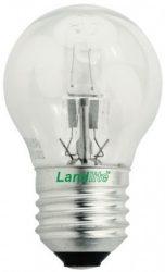 LANDLITE HSL-G45-28W E27 energiatakarékos halogén izzó 230V