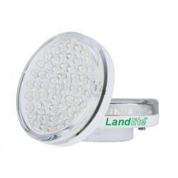 LANDLITE LED, GX53, 3W, 270lm, 3000K, fényforrás (LED-GX53-3W)