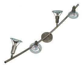 LANDLITE CLA-400 spotlámpa R50 4xE14 40W 230V matt króm
