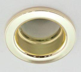 LANDLITE DL-630, 1X230V R80 E27 max 100W, fix kivitel, egyes beépíthető lámpa, fehér