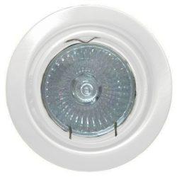 LANDLITE Halogén, GU10, 3x50W, Ø79mm, billenő, fehér, spot lámpa szett (KIT-60A-3)