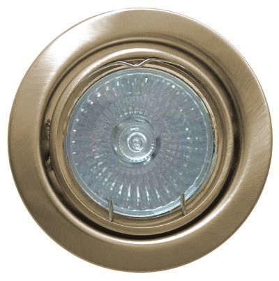 landlite kit 60a 3 3x50w gu10 230v halogen leuchte 3 st ck einbauset schwenkbar antike bronze. Black Bedroom Furniture Sets. Home Design Ideas