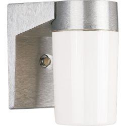 LANDLITE Kültéri Lámpa MB424-1, nikkel