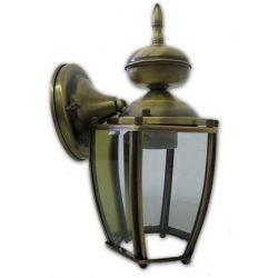 LANDLITE Kültéri Lámpa MB317-1, nikkel