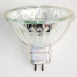 LANDLITE 12V halogén izzó, MR16 12V 35W FMW, nyitott