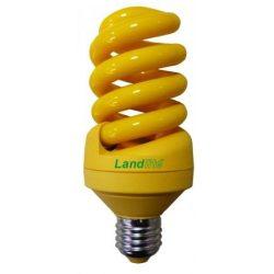 LANDLITE Energiatakarékos, E27, 18W, 550lm, szúnyogriasztós fényforrás (ELH/K)