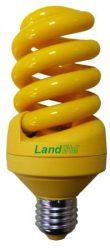 LANDLITE ELH/K 18W E27 szúnyogriasztó kompakt fénycső (energiatakarékos izzó)