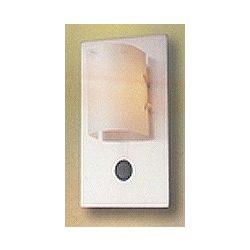 LANDLITE MW-5405/1WA modern fali lámpa 1xG9 60W 230V (kapcsolóval!)