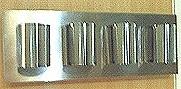 LANDLITE MW-5405 / 4WB modern fali lámpa 4xG9 60W 230V