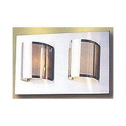 LANDLITE MW-5405 / 2WB modern fali lámpa 2xG9 60W 230V