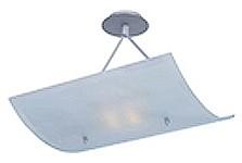 LANDLITE MW-5377/2C modern mennyezeti lámpa 2xG9 60W 230V