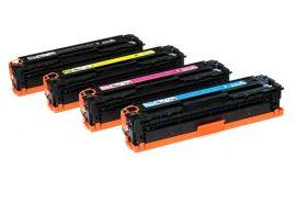 LANDLITE HP CB540A, fekete/black, 1800 oldal, utángyártott lézernyomtató toner