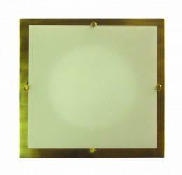 LANDLITE MELIA 40 cm 1x150W R7S 230V  Fali/mennyezeti lámpa antik bronz
