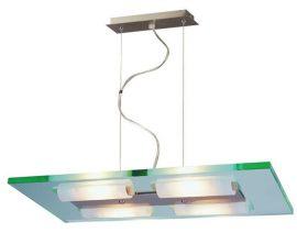 LANDLITE FIONA P8966/4L 4xR7s 150W 118mm függesztett lámpa