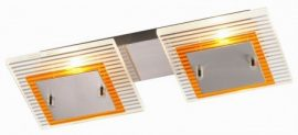 LANDLITE PROLIX W6025/2L, 2XG9 60W 230V, fali lámpa