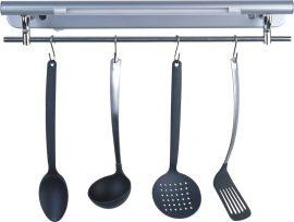 LANDLITE EBL/K-13W, 1xT5/G5 13W, kapcsolóval, akasztóval, fénycsöves konyhai lámpa