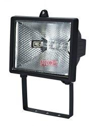 ANCO Halogén reflektor 400W, fekete