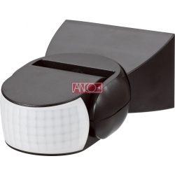 ANCO Mozgásérzékelő 180º, IP65, fekete
