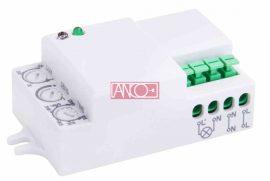 ANCO Mini mikrohullámú mozgásérzékelő, 180/360°