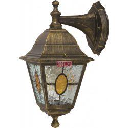 ANCO Bük Kültéri lámpa, tifany üveggel