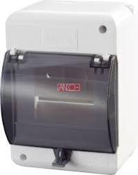 ANCO Falonkivüli biztosítéktábla, 5 modul