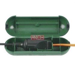 ANCO Biztosítódoboz hosszabbítóhoz, IP44