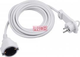 ANCO Lengő hosszabbító, 3 m, lapos dugóval