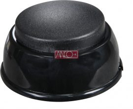 ANCO Talpkapcsoló, 2,5A, 250V~, fekete