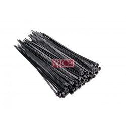 ANCO Kábelkötegelő 3.5mmx200mm, fekete