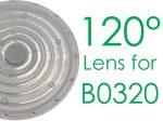 T6469/A0, 120° Lens for B0320 LED High Bay Light