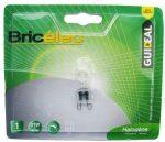 LANDLITE Bricélec G9-31W 230V ECO-halogén izzó  G9 foglalattal