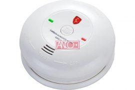 ANCO Szénmonoxid (CO) riasztó 9V elemmel