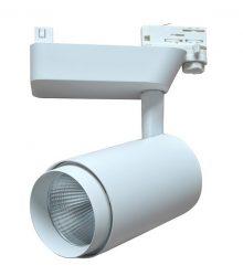 DF-3113, 50W, 5000K, adapterrel, fehér, LED 3 fázisú Sínrendszer lámpa