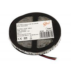 LANDLITE Rolux LED szalag, 14.4W/m, 1080lm/m, RGB, 60LED/m, 24V, IP20 (5m / tekercs)
