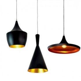 Modern lámpa családok