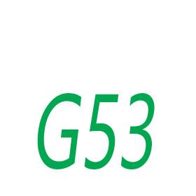 G53-as foglalatú fényforrások