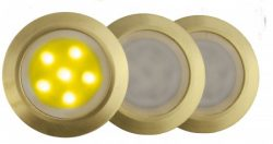földbe süllyesztett LED lámpa